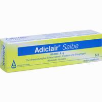 Abbildung von Adiclair Salbe 20 g