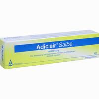 Abbildung von Adiclair Salbe 50 g