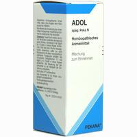 Abbildung von Adol Spag. Peka N Tropfen 50 ml