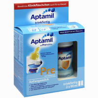 Abbildung von Aptamil Pre Fluid 2 x 90 ml