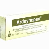 Abbildung von Ardeyhepan Dragees 20 Stück