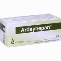 Abbildung von Ardeyhepan Dragees 60 Stück