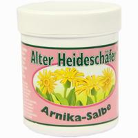 Abbildung von Arnika Salbe Alter Heideschäfer  100 ml