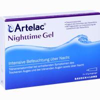 Abbildung von Artelac Nighttime Gel Augengel 3 x 10 g