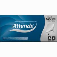 Abbildung von Attends for Men Shield 2 Box Attends 16 Stück