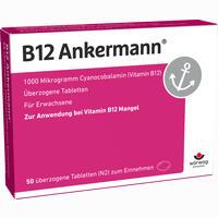 Abbildung von B12 Ankermann Dragees 50 Stück