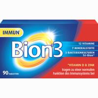 Abbildung von Bion 3 Tabletten 90 Stück