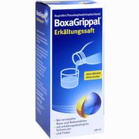Abbildung von Boxagrippal Erkältungssaft Suspension 180 ml