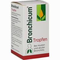Abbildung von Bronchicum Tropfen 50 ml