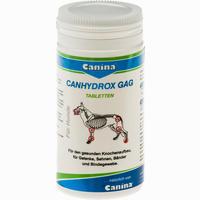 Abbildung von Canhydrox Gag Vet Tabletten 100 g