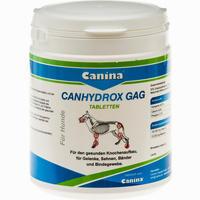 Abbildung von Canhydrox Gag Vet Tabletten 600 g