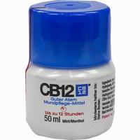 Abbildung von Cb12 Mundspüllösung  50 ml