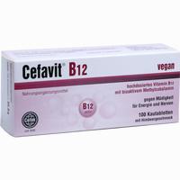 Abbildung von Cefavit B12 Kautabletten 100 Stück
