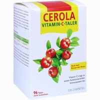 Abbildung von Cerola Vitamin- C- Taler Grandel 96 Stück