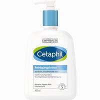 Abbildung von Cetaphil Reinigungslotion  460 ml
