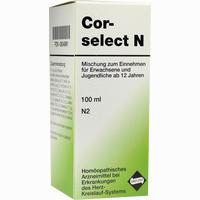 Abbildung von Corselect N Tropfen 100 ml