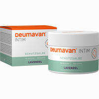 Abbildung von Deumavan Schutzsalbe Lavendel Dose Medizinprodukt Fettsalbe 100 ml