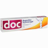 Abbildung von Doc Ibuprofen Schmerzgel Gel 50 g