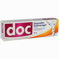 Abbildung von Doc Ibuprofen Schmerzgel Gel 100 g