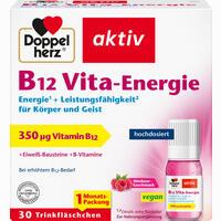 Abbildung von Doppelherz B12 Vita- Energie Trinkampullen 30 Stück
