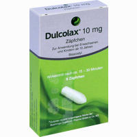 Abbildung von Dulcolax Kohlpharma 6 Stück