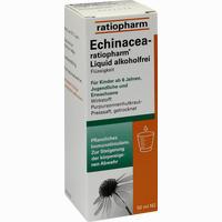 Abbildung von Echinacea- Ratiopharm Liquid Alkoholfrei Lösung 50 ml