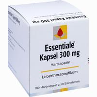 Abbildung von Essentiale 300 Mg Kapseln 100 Stück