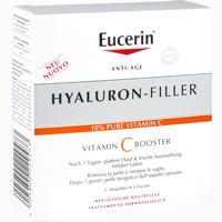 Abbildung von Eucerin Anti- Age Hyaluron- Filler Vitamin C Booster Ampullen 3 x 8 ml