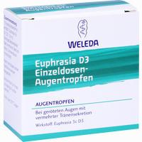 Abbildung von Euphrasia D3 Einzeldosen- Augentropfen  20 x 0.4 ml
