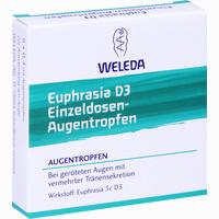 Abbildung von Euphrasia D3 Einzeldosen- Augentropfen  5 x 0.4 ml