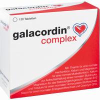 Abbildung von Galacordin Complex Tabletten 120 Stück