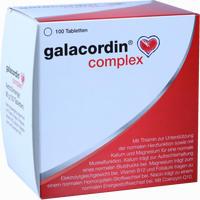 Abbildung von Galacordin Complex Tabletten 100 Stück