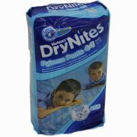 Abbildung von Huggies Dry Nites Mädchen 4- 7jahre 16 Stück