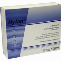 Abbildung von Hylan 0.65ml Augentropfen 30 Stück