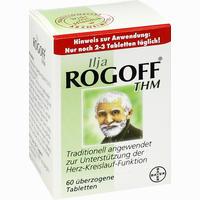 Abbildung von Ilja Rogoff Thm Tabletten 60 Stück
