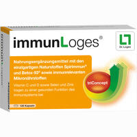 Abbildung von Immunloges Kapseln 120 Stück