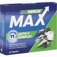 Abbildung von Immunmax Kapseln 30 Stück