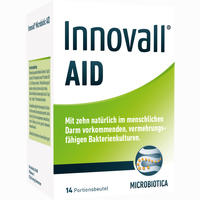 Abbildung von Innovall Microbiotic Aid Pulver 14 x 5 g