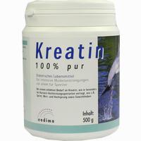 Abbildung von Kreatin 100% Pur Pulver 500 g