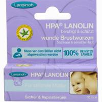 Abbildung von Lansinoh Hpa Lanolin Salbe 10 ml
