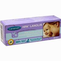 Abbildung von Lansinoh Hpa Lanolin Salbe 40 ml