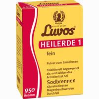 Abbildung von Luvos Heilerde 1 Fein Pulver  950 g