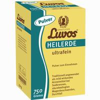 Abbildung von Luvos Heilerde Ultrafein Pulver  750 g