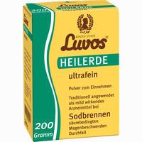 Abbildung von Luvos Heilerde Ultrafein Pulver  200 g