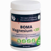 Abbildung von Magnesium +300 Kapseln 60 Stück