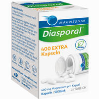 Abbildung von Magnesium- Diasporal 400 Extra Kapseln 50 Stück