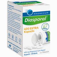 Abbildung von Magnesium- Diasporal 400 Extra Kapseln 20 Stück