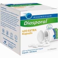Abbildung von Magnesium- Diasporal 400 Extra Kapseln 100 Stück