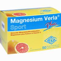Abbildung von Magnesium Verla Plus Granulat 50 Stück