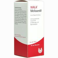 Abbildung von Melissenöl Öl 50 ml